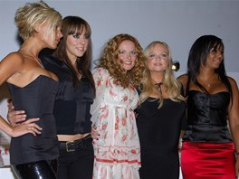 Spice Girls v roce 2007