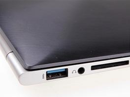 Asus Zenbook Prime - USB 3.0, sluch�tka, �te�ka SD
