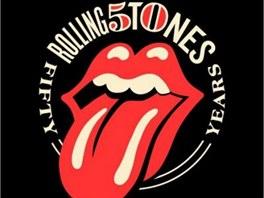 Logo skupiny Rolling Stones k 50. v�ro�� zalo�en�