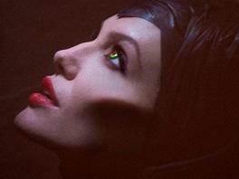 Angelina Jolie ve filmu Maleficent