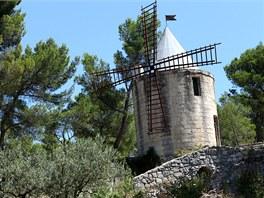 V Provence je stále co objevovat, najdete zde třeba spoustu větrných mlýnů.