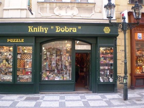 obchod Knihy Dobra