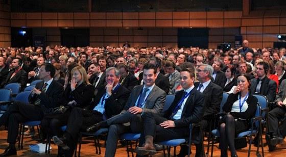 Konference na téma investiční poradenství