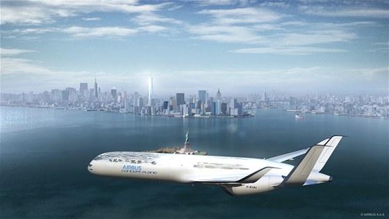 Airbus - koncept létání budoucnosti