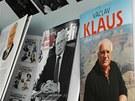 Podepsané Klausovy knihy