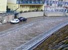 Rozvodn�n� Kamenice v H�ensku