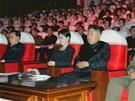 Kim �ong-un sleduje show, ve kter� hraj� hlavn� roli postavi�ky z d�lny Walta