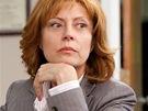 Susan Sarandonová ve filmu Jeff, který žije s mámou