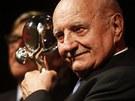 Josef Somr s cenou prezidenta karlovarského filmového festivalu
