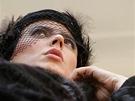 Leila Hatami v íránském filmu Poslední krok