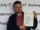 Cenu Federace filmov�ch kritik� z Evropy a St�edomo�� - Fedeora obdr�el Zden�k