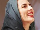 Leila Hatami s Křišťálovým glóbem