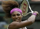 CO TEN ��ES? Serena Williamsov� v semifin�le Wimbledonu proti Victorii