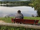 Kyšperský rybník na západním okraji obce je oázou klidu. Láká i k rybaření.