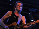 Lou Reed koncertoval 4. července 2012 v pražském Divadle Archa.