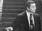 Za roli řezníka, který hledá lásku ve filmu Marty, získal Ernest Borgnine Oscara