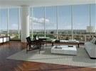 Mrakodrap One57 bude vysoký 306 metrů a zařadí se tak mezi nejvyšší budovy ve...