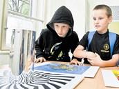 Výstava Svět iluzí a klamů v Landek Parku v Ostravě nabízí zábavu i poučení.