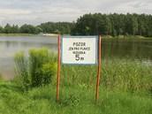 Stříbrný rybník v Hradci Králové
