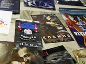 Plakáty k filmům na 47.ročníku MFF v Karlových Varech