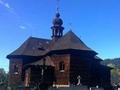 Kostel ve Velkých Karlovicích