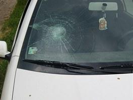 Na dálnici D1 řádil v úterý zfetovaný student z Kazachstánu ve Škodě Octavia.