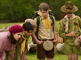 Kara Haywardov� ve filmu Moonrise Kingdom