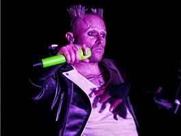 Strhující vystoupení kapely Prodigy (4. července 2012)