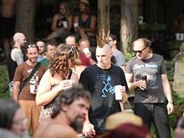 Undergroundový festival Magorovo Vydří ve Skalákově Mlýně