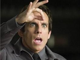 Ben Stiller - Noc v muzeu - Ben Stiller ve filmu Noc v muzeu (2006)