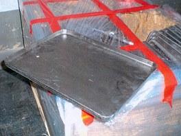 Zloději ukradli z bruntálské firmy zabývající se metalurgií zhruba 600
