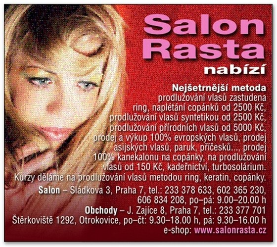 Salon Rasta