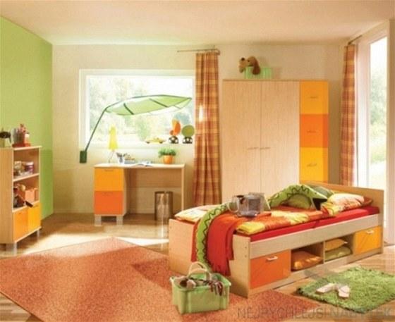 Dětské pokoje na Vyber.si.to
