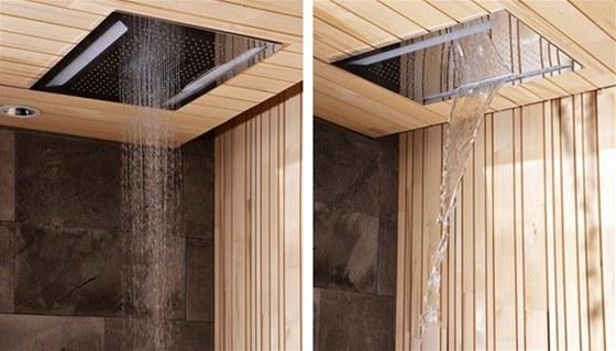 sprchové hlavice kolekce LOSH (SHINE)