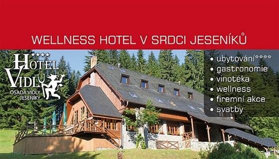 Po Jeseníkách na horských elektrokolech – Horský hotel Vidly