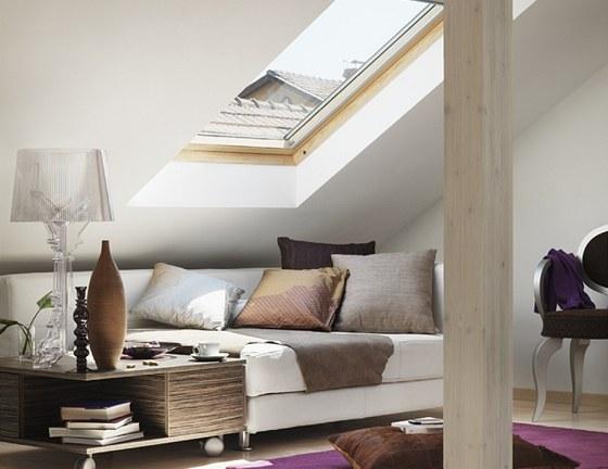 Díky perfektním tepelně-izolačním vlastnostem zasklení střešních oken dosáhnete