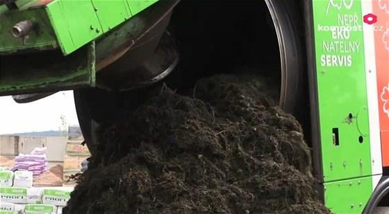 Obce, které třídí bioodpady, zjistily, že se jim snížily náklady na sběr