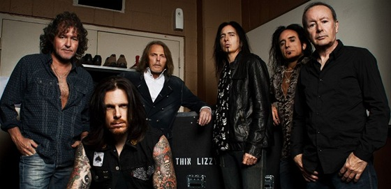 Kapela Thin Lizzy