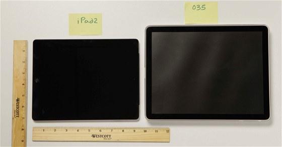 Rozdíl mezi iPadem 2 a modelem tabeltu ze začátku tohoto tisíciletí podle