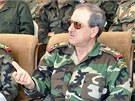 Syrsk� ministr obrany D�ud Rad�ha