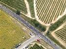 Atmosf�ra z�vodu Tour de France