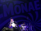 Janelle Monáe - festival Colours of Ostrava 2012, den čtvrtý