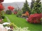 vítězná zahrada z Maďarska