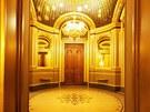 Luxus divadla odpov�dal dob� druh�ho c�sa�stv�.