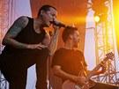 Brněnský koncert Linkin Park