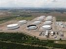 V podniku Mero spravuj� ropn� rezervy �esk� republiky(18. �ervence 2012,...