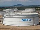 V podniku Mero spravují ropné rezervy České republiky(18. července 2012,...