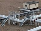 V podniku Mero spravují ropné rezervy České republiky  (18. července 2012,...