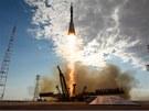 Start lodi Sojuz TMA-05M k ISS