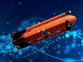 Dálkově ovládaná ponorka Seafox I.